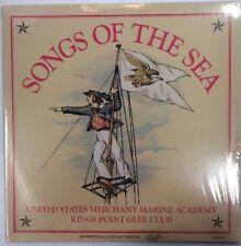 "Songs Of The Sea 33 RPM 12"" Record Kings Point Glee Club 1974 ShopVinyls.com"