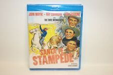 Three Mesquiteers, The - Santa Fe Stampede (Blu-ray Disc, 2013) John Wayne