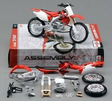 Maisto 1:12 Honda CRF450R Assemble DIY Motorcycle Bike Model Toy In Box
