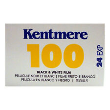 Ilford Kentmere 100 Black & blanc 24exp Film