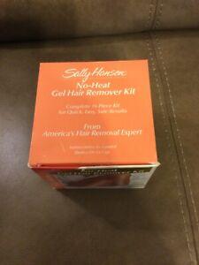 SALLY HANSEN NO-HEAT GEL HAIR REMOVER KIT