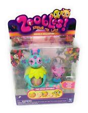 Zoobles Milton #091, Danby #092 Azoozia Collection