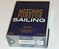MOSCHINO FOREVER SAILING for MEN Eau de Toilette 50 ml NEU OVP in Folie EdT