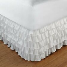 Greenland Home Multi-Ruffle Bed Skirt Twin Full Queen Or King