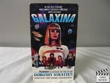 Galaxina VHS Dorothy Stratten, Stephen Macht, James Hinton; William Sachs