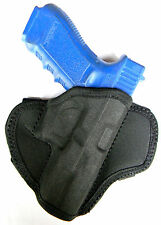Open Top Molded Nylon Belt Slide Holster For TAURUS PT 809 840 845 909 940 945