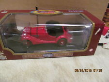 Road Legends 1940 BMW 328 Red  1:18 Scale  With Original Box