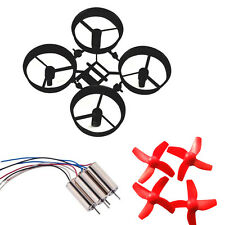 Frame Prop 4x 6mm Brushed Coreless Motor for FPV Blade Inductrix Tiny Whoop Quad
