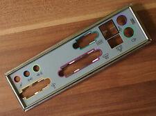 Seltene Mainboard Blende IO I/O Shield Backplate Nr.10 (A2)