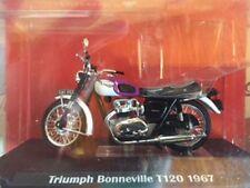 Triumph Vintage Manufacture Diecast Motorcycles & ATVs