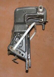 Force Mercury 35 HP 2 Stroke Swivel Bracket Assembly PN 819128 Fits 1991-1998