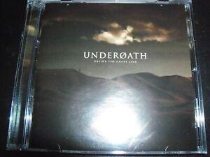 Underoath Define The Great Line (Australia) CD – Like New