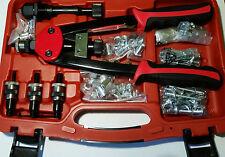 Professional Heavy Duty Nutsert Tool Rivnut Pop Rivet Gun M5 to M10 Nut Rivets