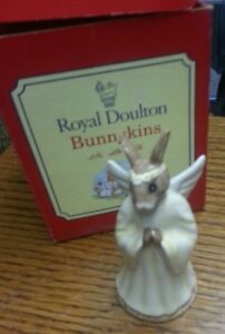 Royal Doulton Bunnykins ANGEL DB196 Boxed Excellent Condition FREE P&P