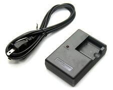 Battery Charger for Olympus IR-300 SP-700 Tough TG-310 TG-320 LS-20M VH-210