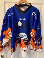 Roobok Hockey Shirt Jersey Poly Soft Mesh Mens Small