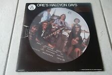 ORE S HALCYON DAYS LP PICTURE DISC SIGNATURE EDITION NUMBERED 0390/1100