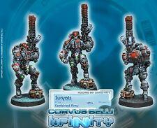 Infinity BNIB combinado Ejército-suryats (HMG)