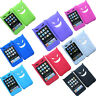 For Apple iPod Touch 2nd 3rd Gen 2G 3G iTouch Skin Cover Silicone Case Devil
