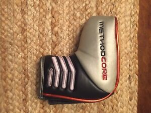 NIKE METHOD CORE GOLF PUTTER HEAD COVER