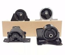 Engine Motor Mount Set For 2000-2006 Nissan Sentra 1.8L Automatic GXE XE CA Auto