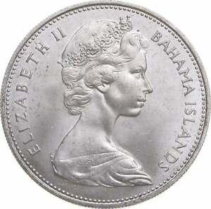 Better - 1966 Bahama Islands 2 Dollars - TC *466