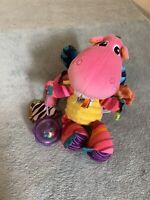 Lamaze Pink Dragon Soft Educational Toy