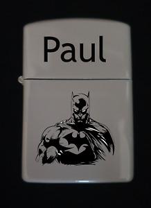 Batman set of 4 lighters