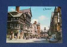 Chester, Eastgate Street - Old Picture Postcard 1988