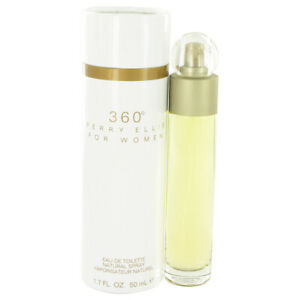 Perry Ellis 360 Da Eau De Toilette Spray 50ml Per Donna
