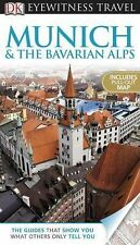 DK Eyewitness Travel Guide: Munich and the Bavarian Alps-ExLibrary