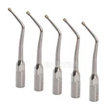 5PC Dental Cavity Preparation Scaling Tip SB1 F Woodpecker EMS Ultrasonic Scaler
