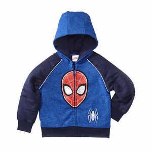 Marvel® Character Kids' Full Zip Hoodie, Spiderman