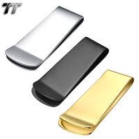 High Quality TT 316L Stainless Steel Money Clip (MC03)