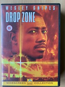 Drop Zone UK DVD 1994 Skydiving Thriller Action Movie with Wesley Snipes