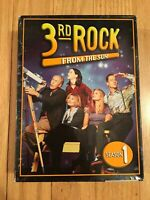 3RD ROCK FROM THE SUN - BOX SET - COMPLETE FIRST (1) SEASON - USED - (M3)