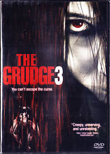 The Grudge 3 (DVD, Widescreen, 2009) Region 1  New