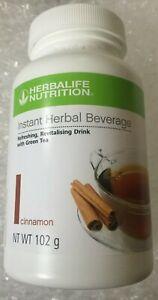 4 Tubs of Herbalife Instant Herbal Beverage Cinnamon 102 grams Free Express Post