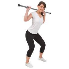 Gymstick Gewichtsstange Fit Bar Hantel Gewicht Fitness Trainingsgerät