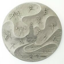 Participation Table Medal Olympic Games Moscow 1980