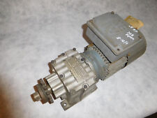 Sew Eurodrive R27DT71D4BMG05HR Inline Gear Brake Motor 1/2HP 8.16:1 Ratio