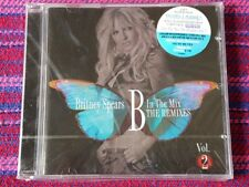 Britney Spears ~ B In The Mixes. The Remixes Vol.2 ( Korea Press ) Cd