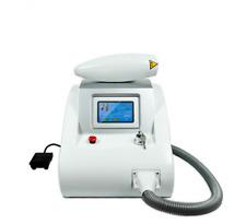 Q Switch ND Yag 2000MJ 1064nm+532nm+1320nm Tattoo Removal Skin Whiten Machine