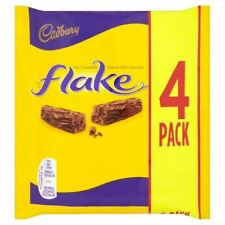 Cadbury Flake 4 per pack (Pack of 4)