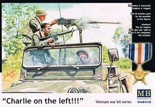 "1/35 Master Box 35105: ""Charlie On The Left!!!"", Vietnam War Series"
