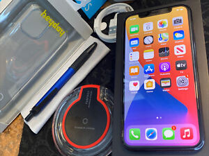 Apple iPhone 11 Pro (256gb) Verizon World-Unlocked (A2160) Apple-Care {iOS14}96%