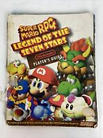 SUPER MARIO RPG STRATEGY PLAYER'S GUIDE NINTENDO SNES (ROUGH SHAPE!)