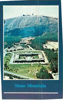 Postcard Stone Mountain Inn Georgia