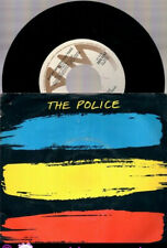 "POLICE EVERY BREATH YOU TAKE + MURDER BY NUMBERS 1983 A&M ITALY 7"" 45 GIRI"