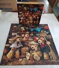 """""""MOODY HOLLOW GENERAL STORE"""" Jigsaw Puzzle Springbok PZL2413 (Used & Complete)"""